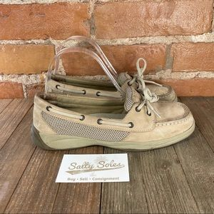 Sperry Laguna Boat Shoes Womens Size 6 (Youth 4.5)